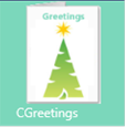 Cgreetings Icon